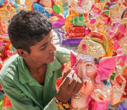 Delhi govt bans Ganesh Chaturthi celebrations at public places