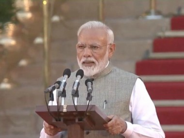 Narendra Modi takes oath with 57 ministers, Mamata loses cool over 'jai shri ram' slogans, PM to meet BIMSTEC leaders; today's top stories