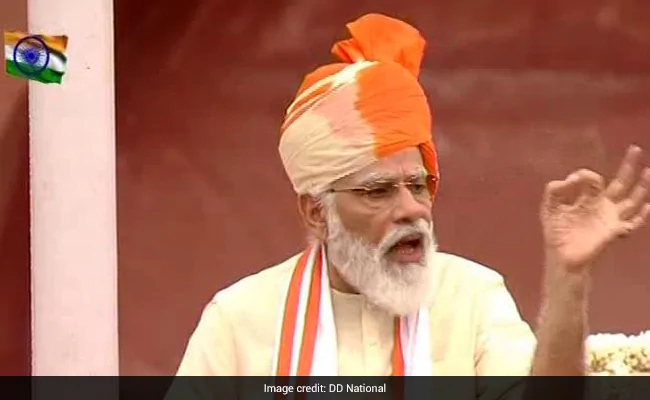 PM Modi's rich tribute to the freedom fighters