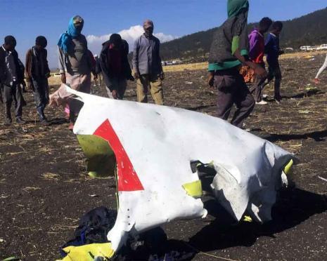 इथोपियन एयरलाइन्स की दुर्घटना के बाद भारत ने भी बोइंग 737 मैक्स 8 विमानों पर प्रतिबंध लगाया
