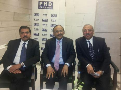 Change of Guards at PHD Chamber of Commerce