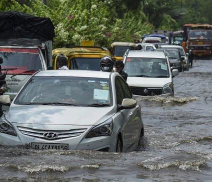 IMD issues orange alert for Delhi-NCR