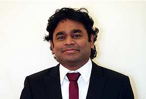 ए.आर. रहमान ने पेश किया घनन घनन गीत का नया अंदाज