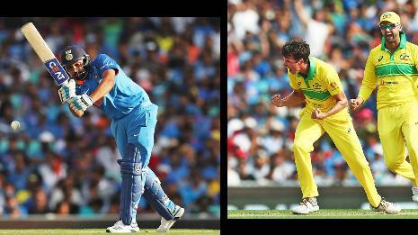 ऑस्ट्रेलिया ने एक दिवसीय सीरीज पर ३-२ से कब्ज़ा किया