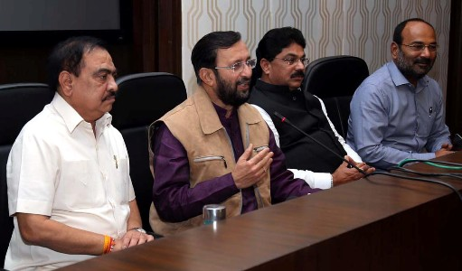 Chhatrapati Shivaji's Memorial Gets Nod From Environment Ministry  – Prakash Javadekar