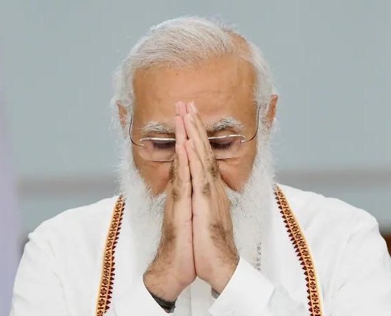 Narendra Modi said that his noble principles give strength to millions. On the occasion of Mahatma Gandhi's birth anniversary today