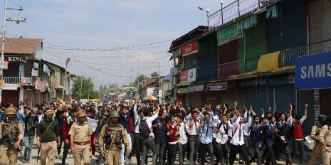 Rape of Minor in Kashmir: Allegation Which Sparked Protests Negated by Medical Report
