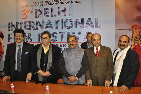 3rd Delhi International Film Festival is from 20 to 27 December 2014
