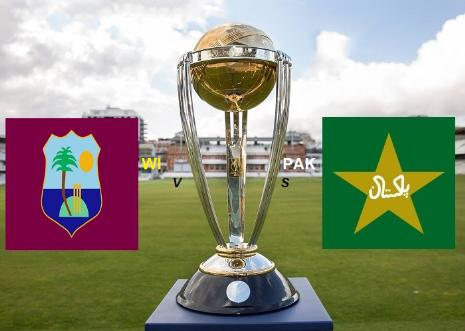 West Indies vs Pakistan, ICC Cricket World Cup 2019 Match Live Streaming: When and where to watch today's match score online