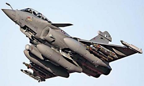 वायूसेना में होगी लड़ाकू विमान राफेल की एंट्री, इसी महीने पहुंचेगी पहली खेप