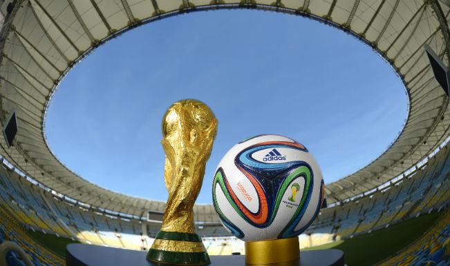 2014 के फुटबॉल वर्ल्ड कप पर फिक्सिंग का साया
