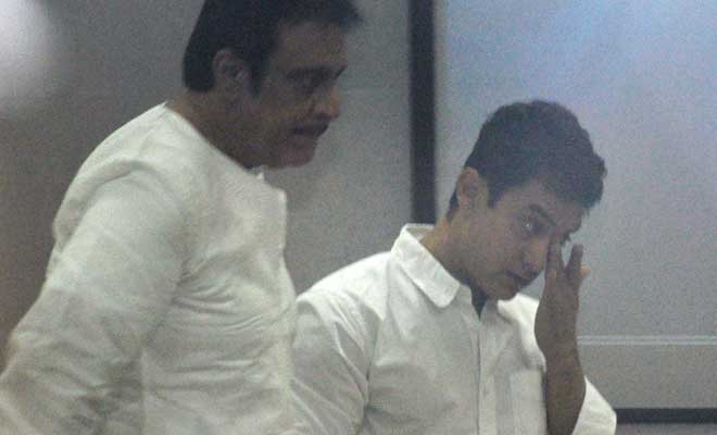 Aamir Khan was in tears at Jiah Khan of prayer meet