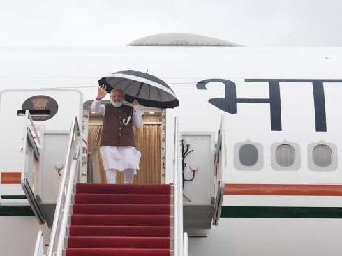 PM Narendra Modi arrives in Washington to attend Quad summit