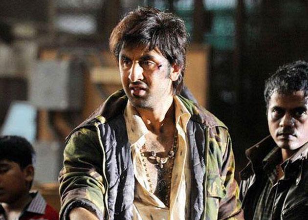 Ranbir Kapoor rustic look in Besharam unveiled