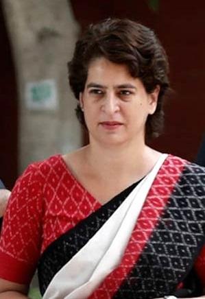Priyanka Gandhi Vadra to Visit Lakhimpur Kheri today