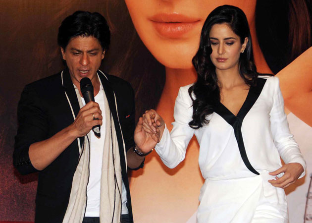 No Happy New Year with Shah Rukh Khan for Katrina Kaif