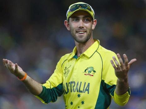 ग्लेन मैक्सवेल का भारत के खिलाफ एक दिवसीय क्रिकेट मैच खेलने पर संदेह