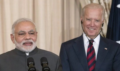 PM's Bilateral With Biden Today