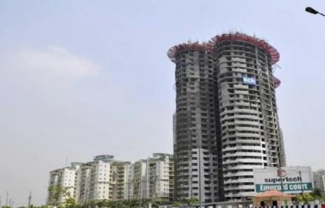 Supertech's twin 40-storey towers to be razed within 90 days, says Supreme Court