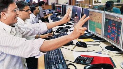 लोकसभा चुनावी २०१९ के नतीजों के बाद शेयर बाजार में तेजी