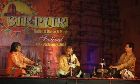 Sirpur National Dance and music festival