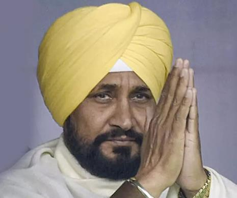 Charanjit Channi Sworn In As Punjab Chief Minister