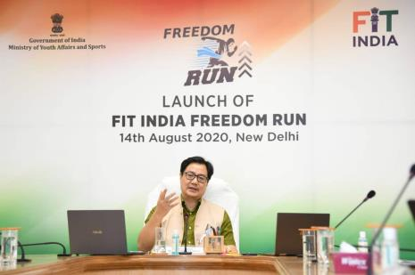 """Indian Railways to fully support implementation of """"Fit India Freedom Run"""""""