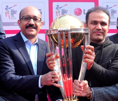 LG celebrates ICC Cricket World Cup 2015 with Trophy Tour and LG Signature Campaign