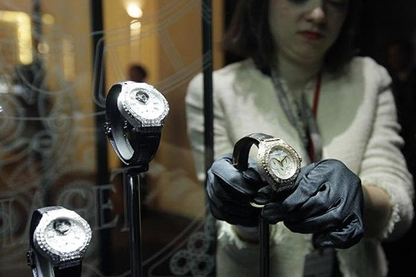 $1.52 mn watches stolen in Selfridges burqa raid in London