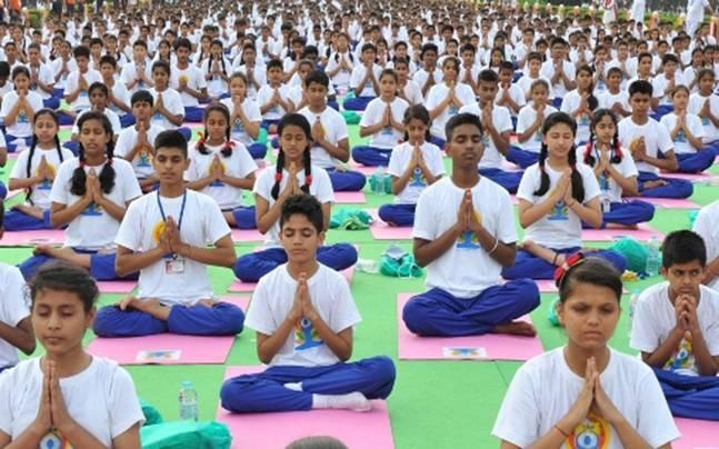 अंतरराष्ट्रीय योग दिवस की तैयारियां शुरू